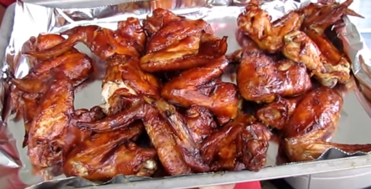 Incredible Wings From A Smoker